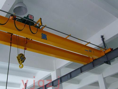 昱嘉成功案例_威盟金属制品(惠州)有限公司3吨双梁起重机
