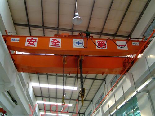 昱嘉成功案例_惠州维尔实业有限公司15吨双梁起重机