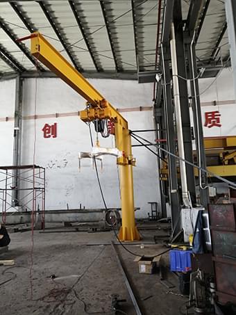 选择起重机加工厂为何要选择昱嘉公司?