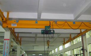 LX型电动单梁悬挂恒峰娱乐平台