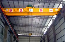 电动双梁钢丝绳葫芦起重机(LH10-10M)