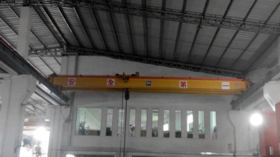 5吨电动葫芦双梁起重机